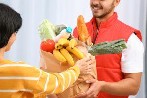 Где купить продукты с доставкой на дом?